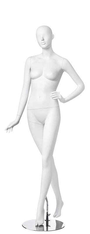 Γυναικεία Αφαιρετική Κούκλα Βιτρίνας κωδ. 6243