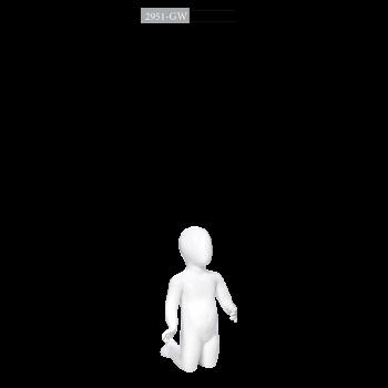 Παιδική Αφαιρετική Κούκλα Βιτρίνας κωδ. 2951-GW