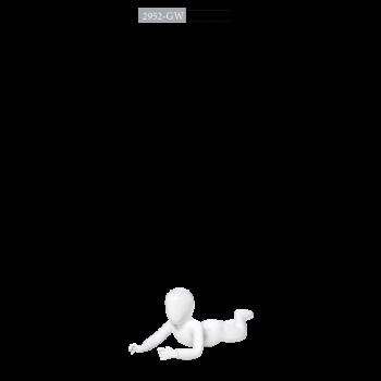 Παιδική Αφαιρετική Κούκλα Βιτρίνας κωδ. 2952-GW