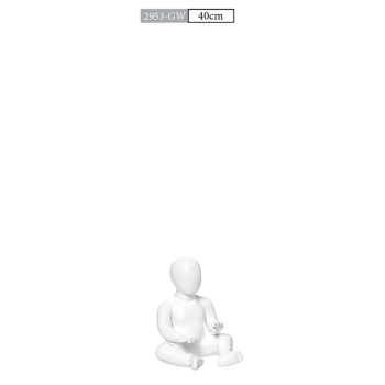 Παιδική Αφαιρετική Κούκλα Βιτρίνας κωδ. 2953-GW