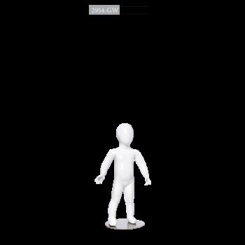 Παιδική Αφαιρετική Κούκλα Βιτρίνας κωδ. 2954-GW