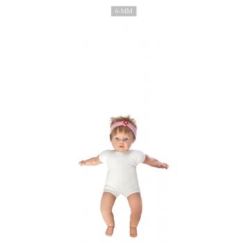 Παιδική Ρεαλιστική Κούκλα Βιτρίνας κωδ. 6-MM
