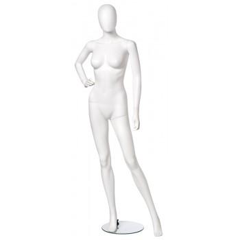 Γυναικεία Αφαιρετική Κούκλα Βιτρίνας κωδ 7004