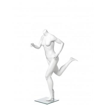 Γυναικεία Αθλητική Κούκλα Βιτρίνας κωδ 8051