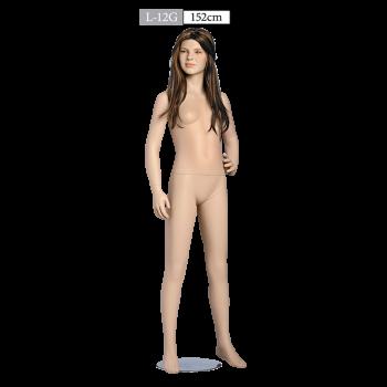 Παιδική Ρεαλιστική Κούκλα Βιτρίνας κωδ. L-12G