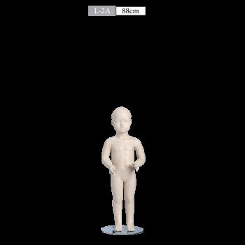 Παιδική Ανάγλυφη Κούκλα Βιτρίνας κωδ. L-2A