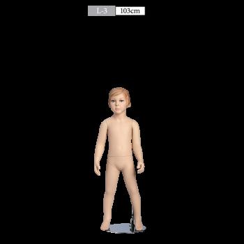 Παιδική Ανάγλυφη Κούκλα Βιτρίνας κωδ. L-3
