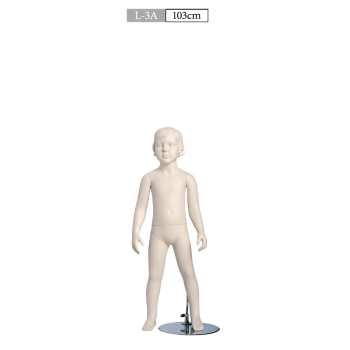 Παιδική Ανάγλυφη Κούκλα Βιτρίνας κωδ. L-3A