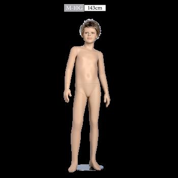 Παιδική Ρεαλιστική Κούκλα Βιτρίνας κωδ. M-10G