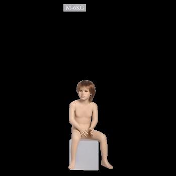 Παιδική Ρεαλιστική Κούκλα Βιτρίνας κωδ. M-6KG