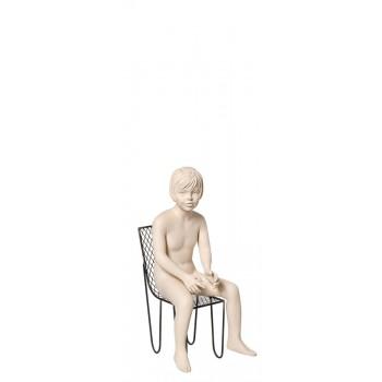 Παιδική Ανάγλυφη Κούκλα Βιτρίνας κωδ. L-6KA