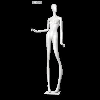 Αφαιρετική Κούκλα Βιτρίνας κωδ. SK-02