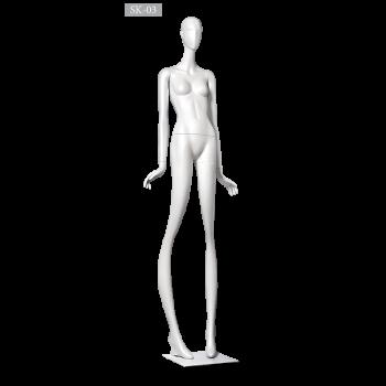 Αφαιρετική Κούκλα Βιτρίνας κωδ. SK-03