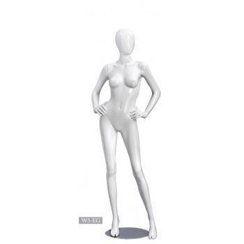 Αφαιρετική Κούκλα Βιτρίνας κωδ. W5-EG