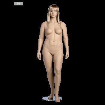 Ρεαλιστική Κούκλα Βιτρίνας κωδ. 54