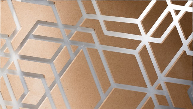 3d wall panel cube
