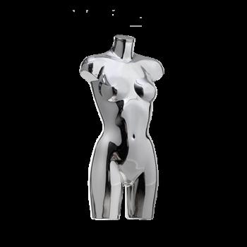 Plastic Torsos code 120-Silver