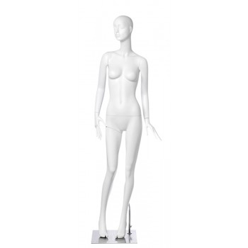 Female Abstract Window Mannequin