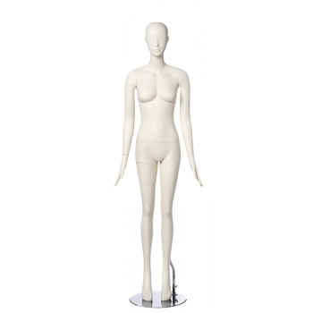 Female Abstract WIndow Mannequin code 9000