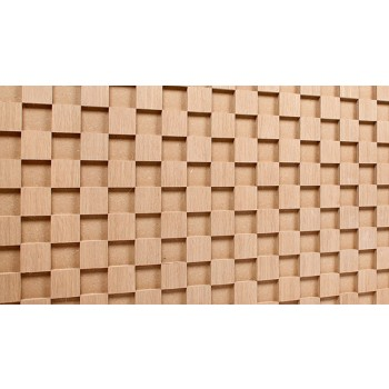3D Wall Panel - Chess