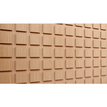 3D Wall Panel - City