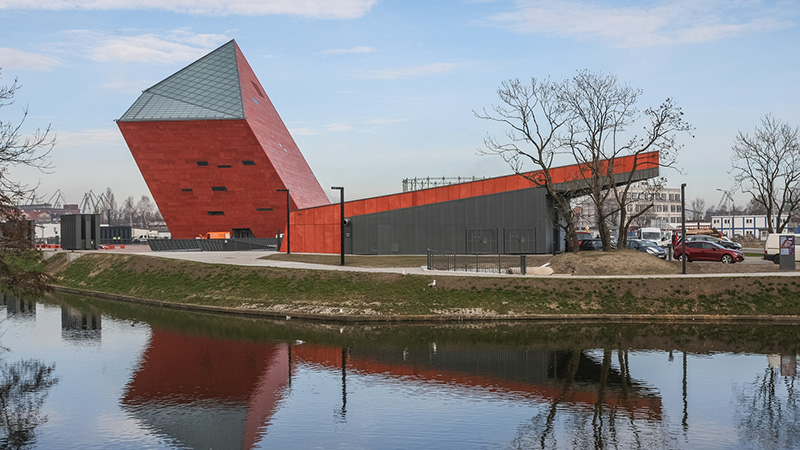 2nd world war museum in gdansk